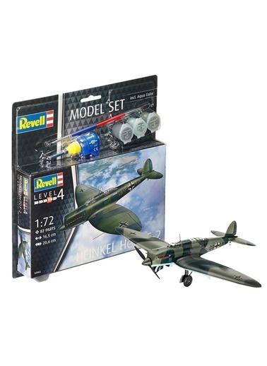 Revell  Maket 1:72 Heinkel HE70 03962 Renkli